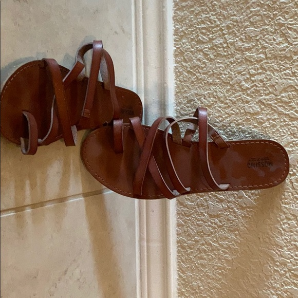 Mossimo Supply Co. Shoes - Mission sandals size 8.5. Worn once.